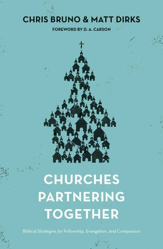Read Online Churches Partnering Together: Biblical Strategies for Fellowship, Evangelism, and Compassion pdf epub