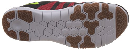 Nike Herren Free Trainer 5.0 V6 Trainingsschuh Universität Rot / Volt - Schwarz - Cool Grey