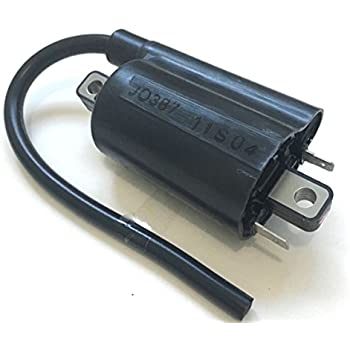 Amazon com: External Ignition Coil For Kawasaki KLR650 / KAF 620