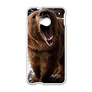 Snow Bear Hot Seller High Quality Case Cove For HTC M7