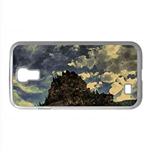 Glenwood Canyon Watercolor style Cover Samsung Galaxy S4 I9500 Case (Colorado Watercolor style Cover Samsung Galaxy S4 I9500 Case)
