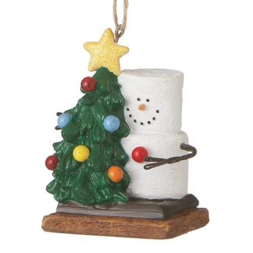 Christmas Ornament- S'More With Christmas Tree