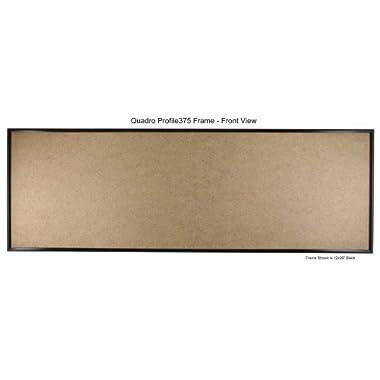 6x18 inch Picture Frame, Single Frame - Black