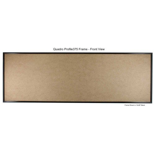 12x24 inch Picture Frame, Single Frame - (Wall Connector Kit)
