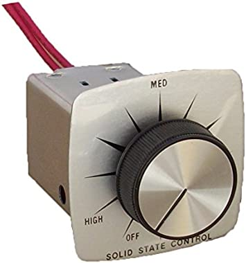 KB Electronics Solid State Variable Speed Motor Control 8 Max amps 115 Volts