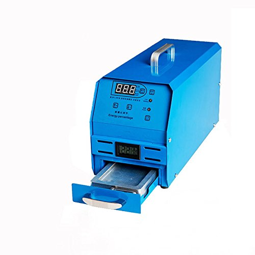 Toauto Photosensitive Seal Machine Flash Stamp Machine for Business seals Portrait Logo Mark and Carton Seal Standard/High-matchVersion (High-match Version)