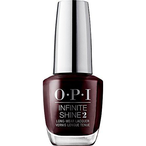 OPI Infinite Shine, Stick to Your Burgundies