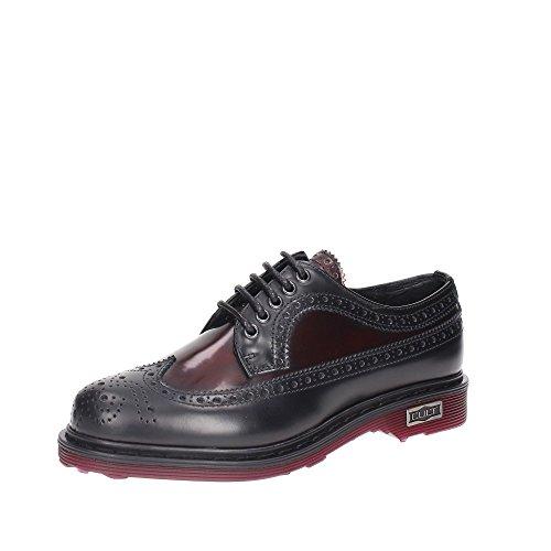 De À Cult Noir Femme Chaussures bordeaux Ville Nero Bordeaux Lacets Pour 4t4Tw5q