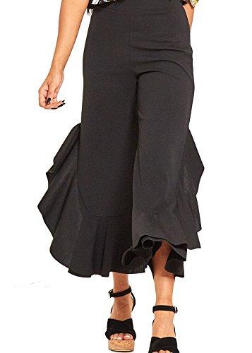 7 Fashion Road - Pantalón - para mujer negro
