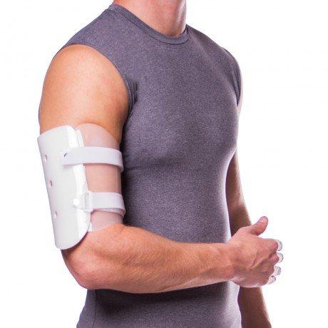Hanging Arm Cast - Upper Arm Sarmiento Cuff / Humerus Fracture Splint-M