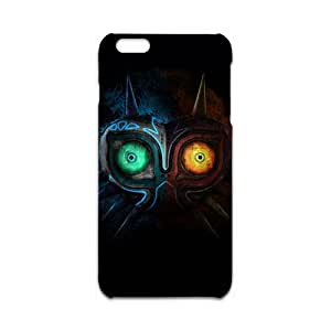 majora's mask Phone Case for Iphone 6 Plus 3D