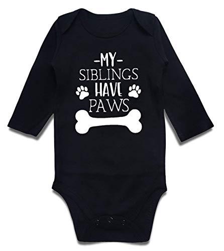 Uideazone Baby Girls Boys Layette Bodysuit Infant Romper Bod