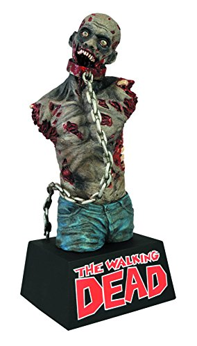 Diamond Select Toys The Walking Dead Pet Zombie Vinyl Bust Bank]()