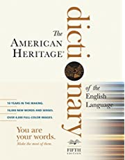 The American Heritage Desk Dictionary, Fifth Edition