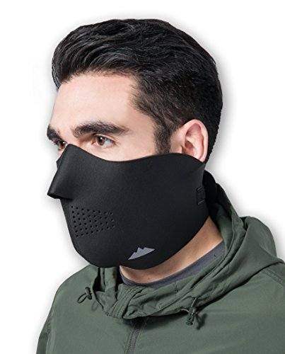 Face Mask For Snowboarding - 2
