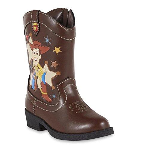 Disney Boys Toy Story Western Boot