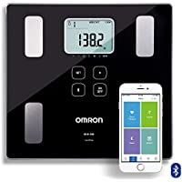 Omron Body Composition Monitor & Scale With Bluetooth Connectivity