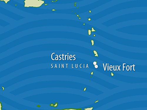Vieux Port - Saint Lucia