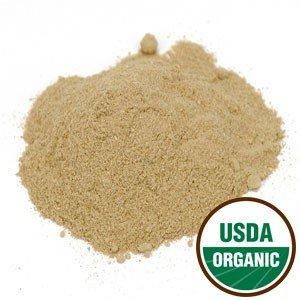 Burdock Root Pwd Organic - Arctium lappa, 4 oz,(Starwest ()