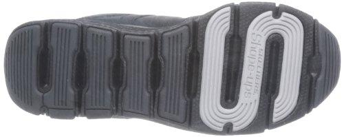 Zapatillas Shape Material bbk Performance Exterior Noir Sintético De Negro Up Skechers Deportes Liv Hombre now wqXz5nxAB