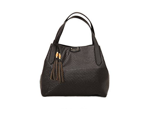 olivia-joy-womens-designer-handbags-coralie-faux-leather-snap-top-tote-shoulder-bag-with-tassels-bla