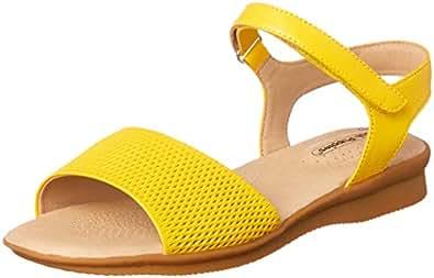Hush Puppies  Nigella  Summer Yellow 5 US