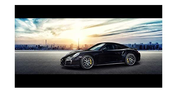 Amazoncom Oct Tuning Porsche 911 Turbo S Car Poster Print