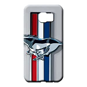 samsung galaxy s6 First-class durable High Grade Cases phone carrying skins ford mustang logos