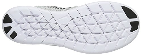 Scarpe Basse Nike Wmns Da white Ginnastica Rn Platinum black pure Free Donna Grigio wFYAxYaqt