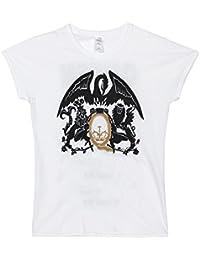 2014 World Tour Womens Junior T-shirt-White