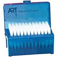 MBP ART Extended Length Low Retention Pipet Tip with ART barrier, Hinged racks, 1000 #181;l (Case of