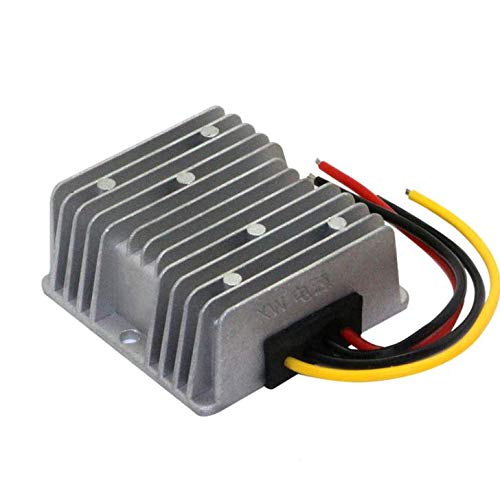 XINWEI 36V/48V to 12V 25A 300W DC Power Converter Step Down Buck Module Waterproof IP67