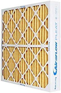 12 14x25x2 MERV 11 HVAC//Furnace pleated air filter