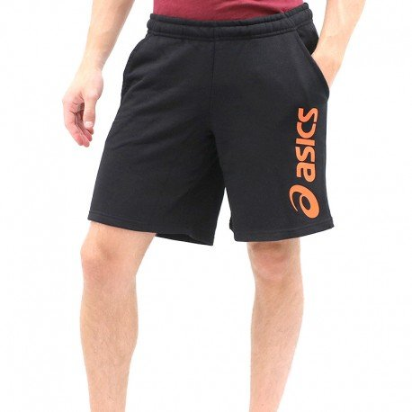 ASICS Pantalones Cortos Logo, Colour: Amazon.es: Ropa y ...