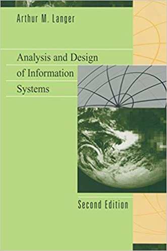 Analysis And Design Of Information Systems Ebook