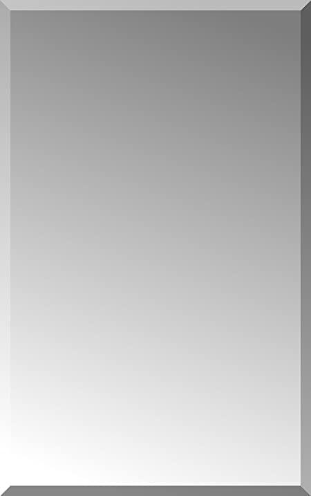 30 x 48 mirror antique silver 30quot 48quot beveled bathroom mirror wall mirror handcrafted amazoncom 30