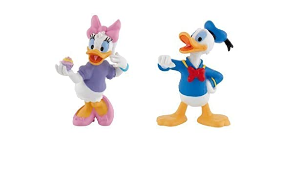 Bullyland Disney Mickey Mouse Clubhouse cifras – Pato Donald y ...