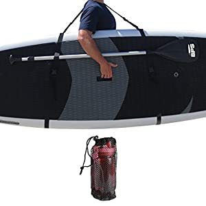 Deluxe SUP Carry Pack by BPS - Strap with Water-Bottle Holder