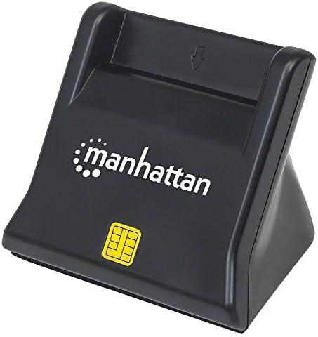 Manhattan 102025 Usb Smartcard Computer Zubehör