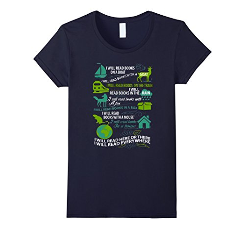 Read Books Shirt Will Boat product image
