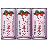 サントリー いちごミルク 190G × 30缶