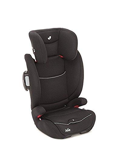 Joie, Silla de coche grupo 2/3 Isofix, negro: Amazon.es: Bebé