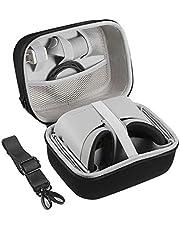 JSVER Funda para Oculus Go,Eva Duro Viaje Almacenamiento Llevar Bolsa Protectora para Oculus Go Realidad Virtual Headset Gamepad Juego Controlador Kit