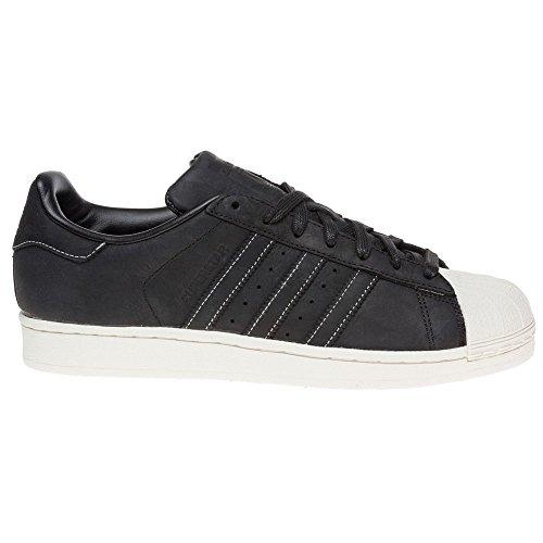 Adidas Superstar Herren Sneaker Schwarz
