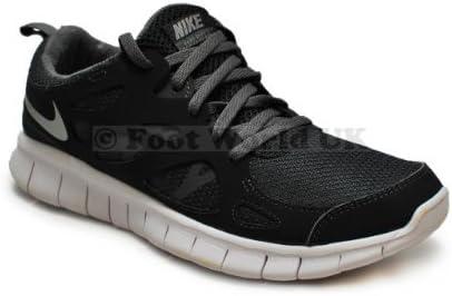 Engañoso Produce Subdividir  NIKE Free Run 2 Junior Running Shoes, Grey/White, UK6: Amazon.co.uk: Sports  & Outdoors