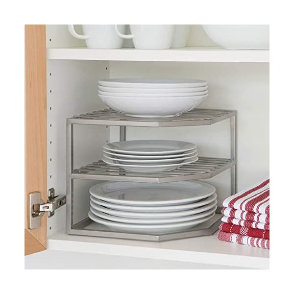 Platinum Seville Classics Kitchen Pantry and Cabinet Organizer