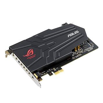 Asus Xonar Phoebus Solo - Tarjeta de sonido interna (Amplificador de auriculares, conexión PCI-Express)