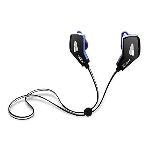 bluetooth headphones zzsy v4 1 wireless bluetooth earphone. Black Bedroom Furniture Sets. Home Design Ideas