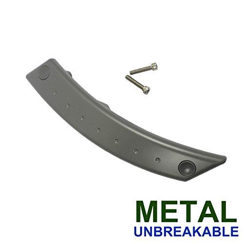 For 98-10 Volkswagen Beetle Front Right GRAY Metal Reinforced Door Panel Repair Kit 98 99 00 01 02 03 04 05 06 07 08 09 10