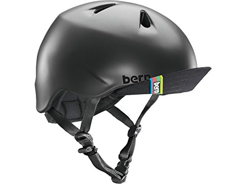 bern-unlimited-jr-nino-summer-bike-skate-sport-helmet-with-visor